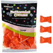 Orange Pillow Mints 50ct
