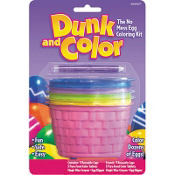 Dunk and Color Color Egg Dying Kit