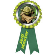 Star Wars Award Ribbon 5in