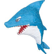 Shark Pinata 19in