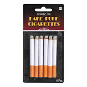 Fake Cigarettes 6ct