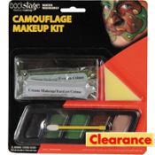 Camouflage Makeup Kit