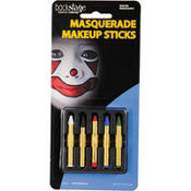 Masquerade Makeup Sticks 5ct