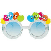 Balloon Birthday Sunglasses