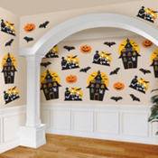 Cute Characters Halloween Cutouts Value Pack 30pc
