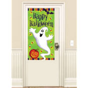 Happy Halloween Door Cover 65in