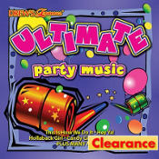 Ultimate Party Music, Vol. 1 CD