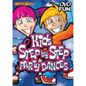 Kids Step by Step Party Dances DVD