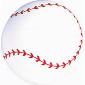 Inflatable Baseball Beach Ball 13in