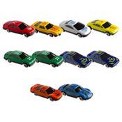 Die-Cast Race Cars 10ct