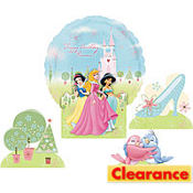 Disney Princess Centerpiece Kit 5pc