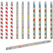 Christmas Pencils 24ct 25¢ per piece!