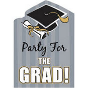 Grad Honors Graduation Invitations 50ct