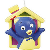 The Backyardigans Birthday Cake Candle 2 3/4in
