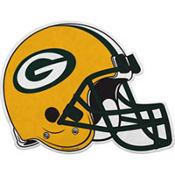 Green Bay Packers Helmet Pennant