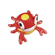 Inflatable Crab Beach Ball 9in