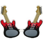 Guitar Frame Sunglasses