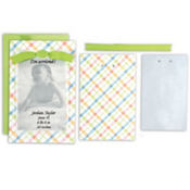 New Baby Printable Announcement Kit 50ct