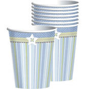 Carter's Baby Boy Paper Cups 8ct