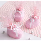 Pink Bootie Baby Shower Favor Kit 12ct