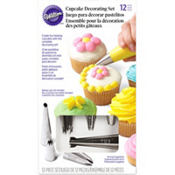 Classic Cupcake Decorating Set 12pc