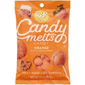 Orange Candy Melts 12oz