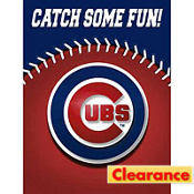 Chicago Cubs Invitations 8ct