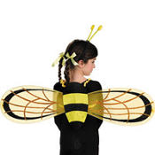 Child Bumblebee Costume Kit