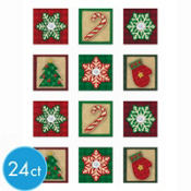 Kraft Pop-Layer Gift Tags 24ct
