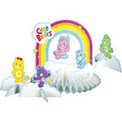 Care Bears Honeycomb Centerpiece 9 1/4in