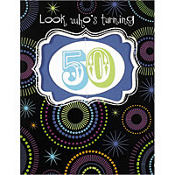 Fifty Invitations 8ct