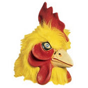 Chicken Mask Deluxe