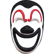 Klown Around Clown Mask