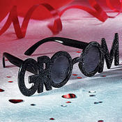 Groom Glitter Sunglasses