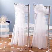White Tulle Draping 25yds x 54in
