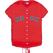Boston Red Sox Pull String Pinata 23in x 18in