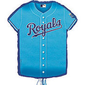 Kansas City Royals Pull String Pinata 23in x 18in