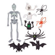 Halloween Creatures Mega Value Pack 48ct