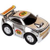 Pull Back Burnout Mini Stock Car
