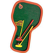 Finger Mini Golf Game