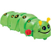 Carley Caterpillar Windup Toy
