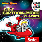 Kids Cartoon and Movie Classics CD