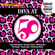 Diva At 50 Music CD