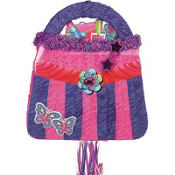 Pull String Purse Pinata 20in