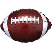 Football Balloon 18in