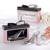 It's a Shoe Thing! Shoe Bottle Opener Wedding Favor