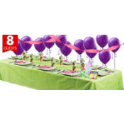 Princess and the Frog Party Supplies Basic Party Kit