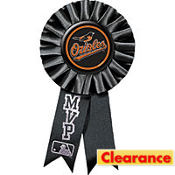 Baltimore Orioles Award Ribbon