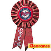 Minnesota Twins Award Ribbon