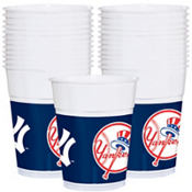 New York Yankees Party Cups 25ct